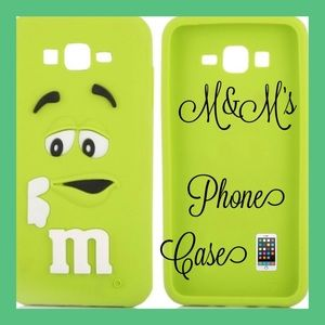 Accessories - ❗️CHECK THIS❗️M&M Phone Case